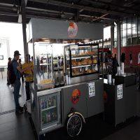 Fabricação de caixa em aço inox sob medida para bares, restaurantes, lanchonete e confeitaria