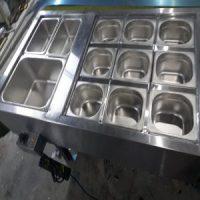 Fabricação de mesa em aço inox sob medida para bares restaurantes lanchonete e confeitaria